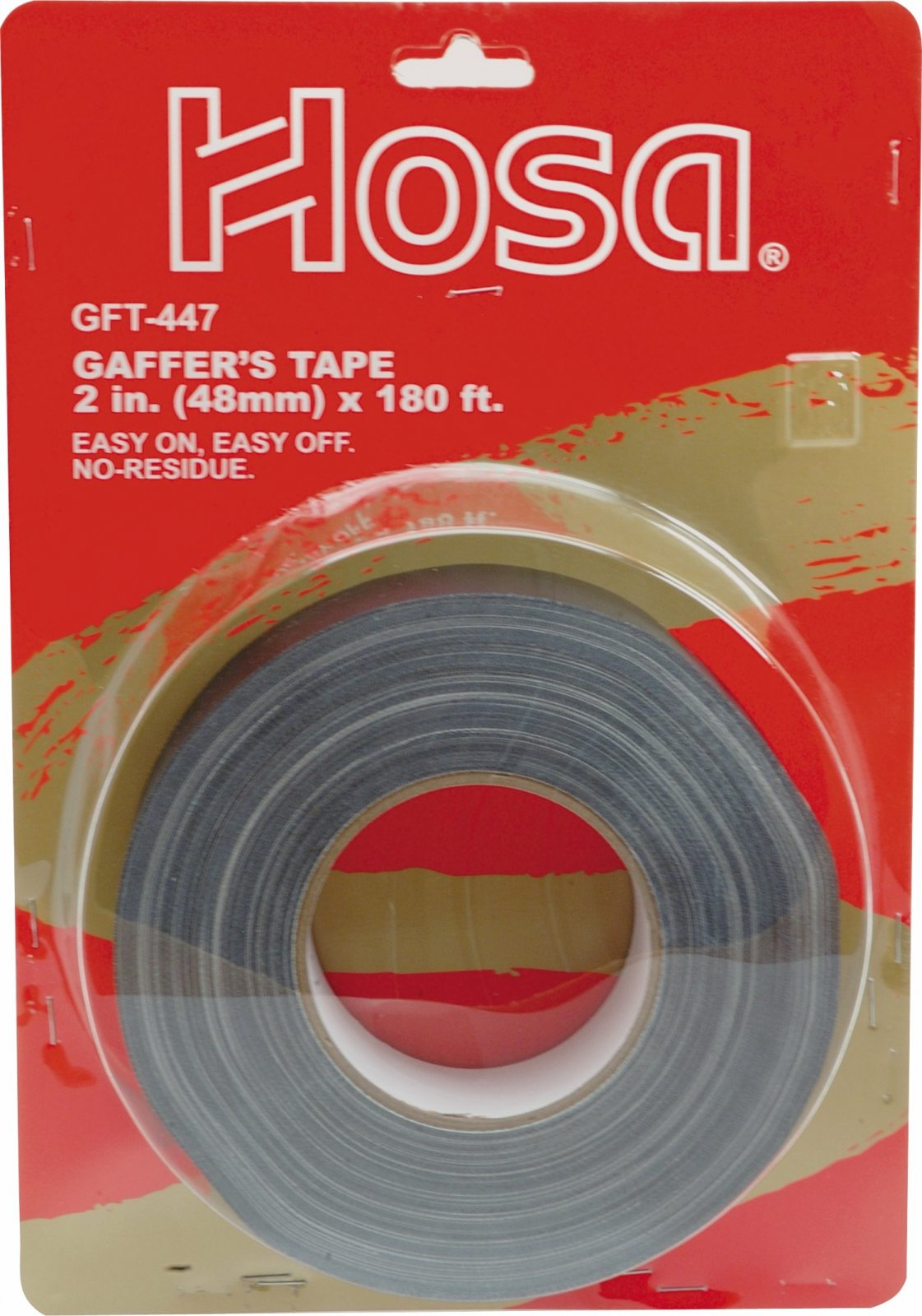 Gaffers Tape Black  2  x 60 Yards
