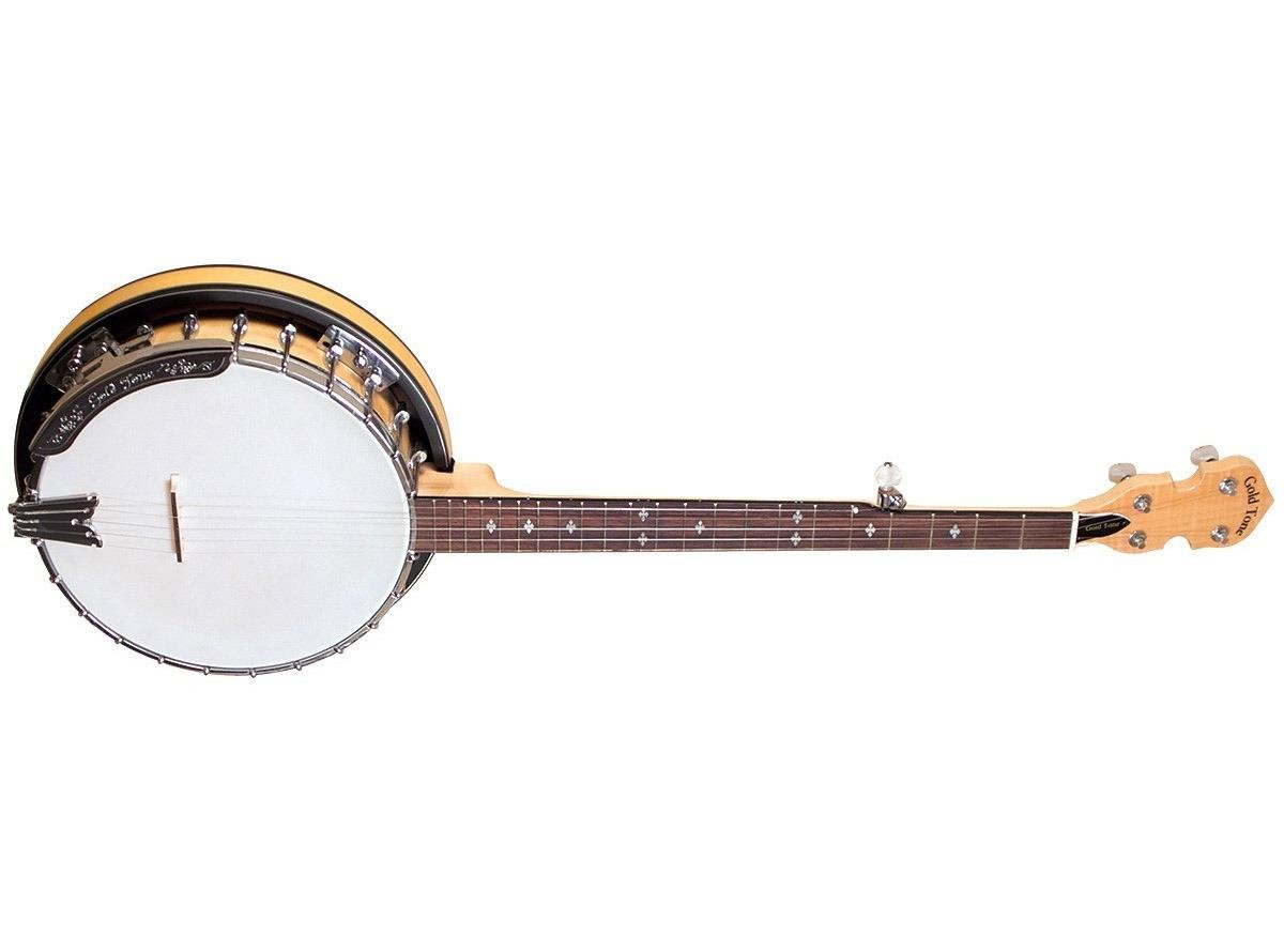 MC-150RP  Banjo Maple Classic with Resonator