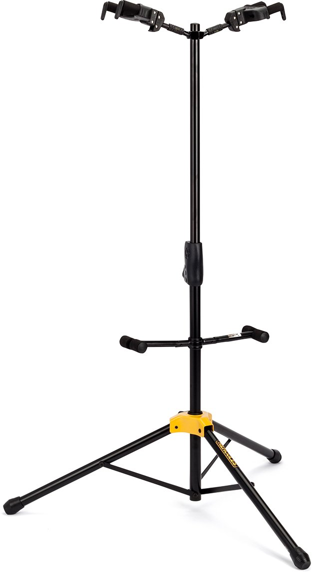 Dual Guitar Stand with Autograb