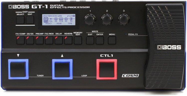 GT-1 Multi FX Pedal