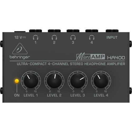 HA400 Headphone Amplifier