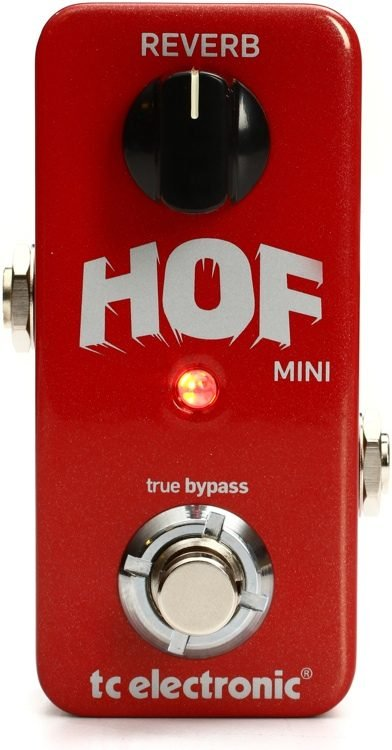Hall Of Fame MINI Reverb Pedal