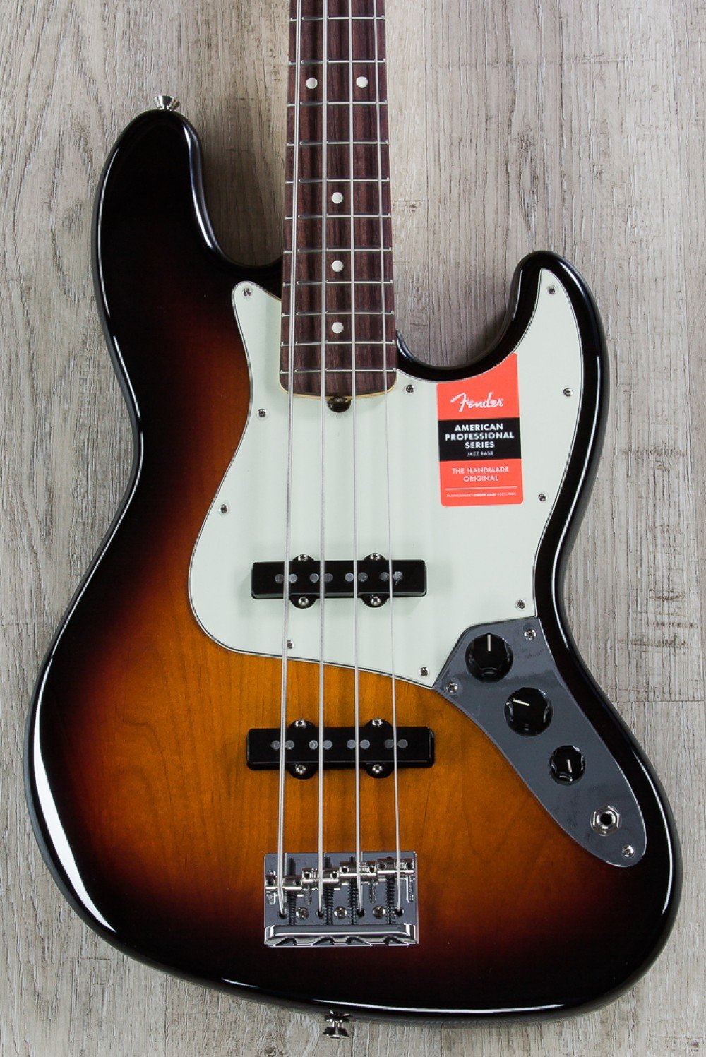 Jazz Bass American Professional RW 3TS