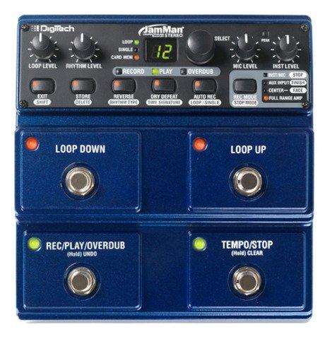 Jam Man Stereo Looper Pedal