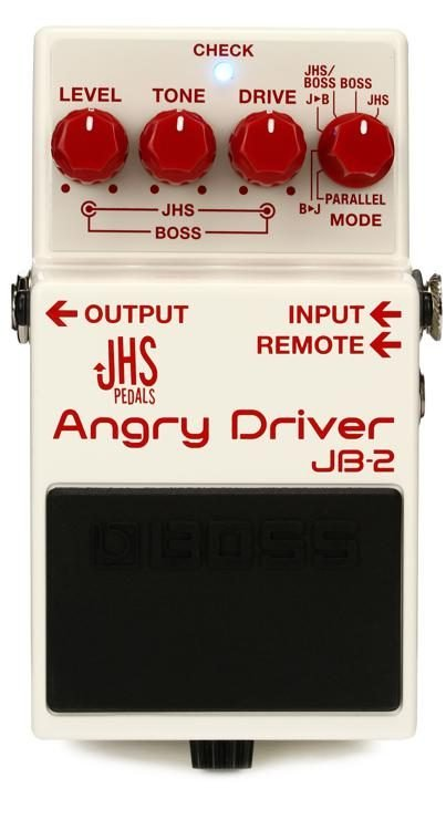 JB-2 Angry Driver Pedal