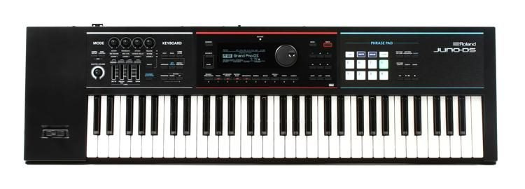 Juno-DS61 61 note synthesizer