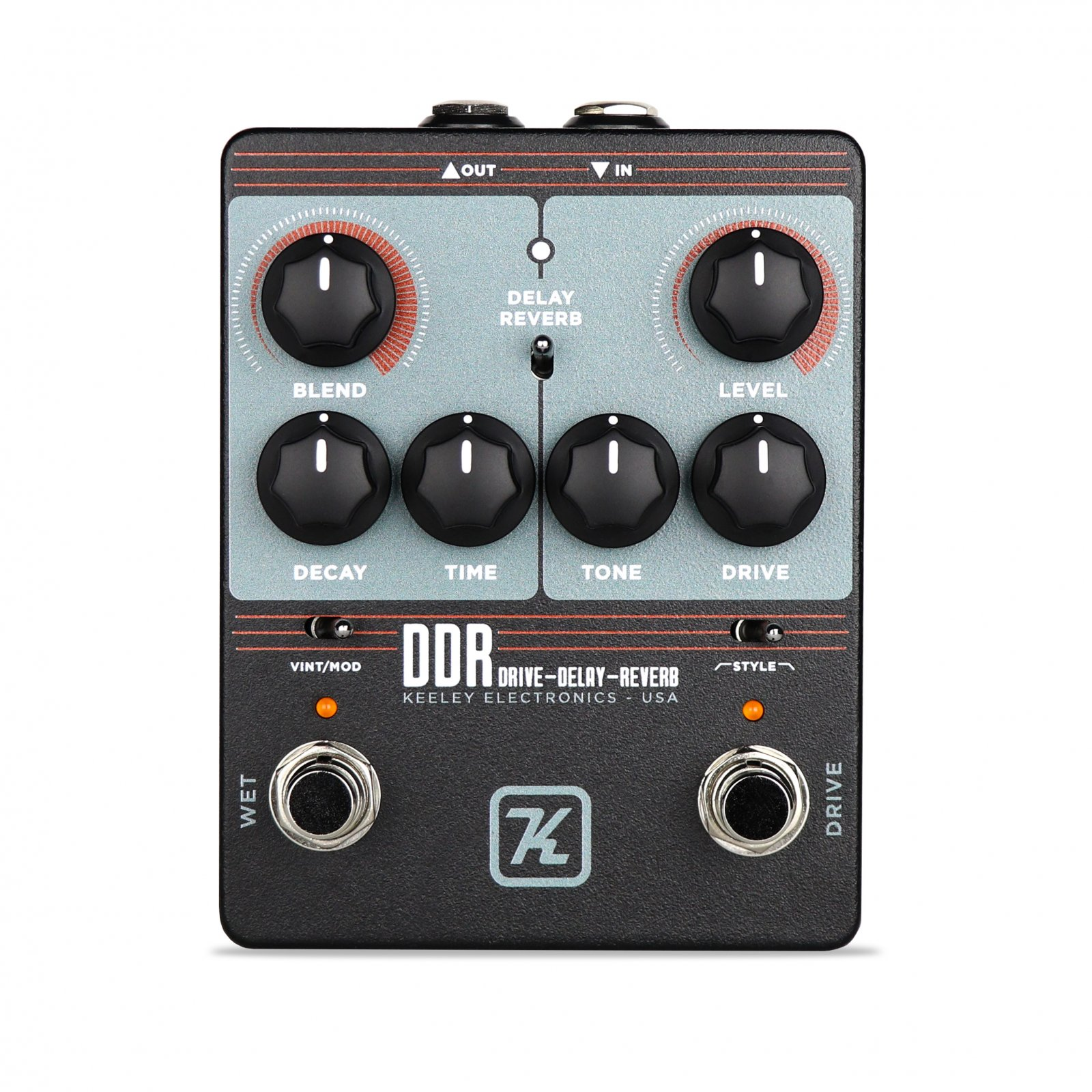 DDR-Drive  Drive Delay Reverb