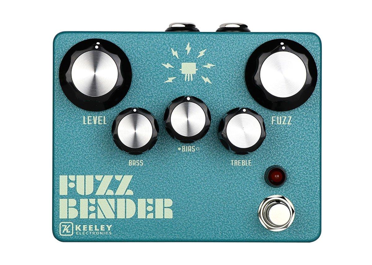 Keeley Fuzz Bender Ultra Teal