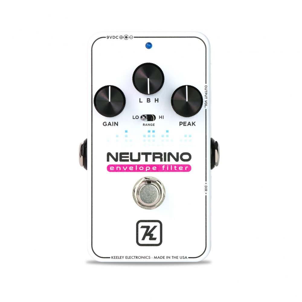 Keeley Neutrino Envelope Pedal V2