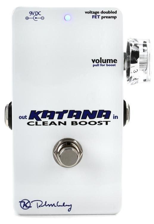 Katana Clean Boost Pedal
