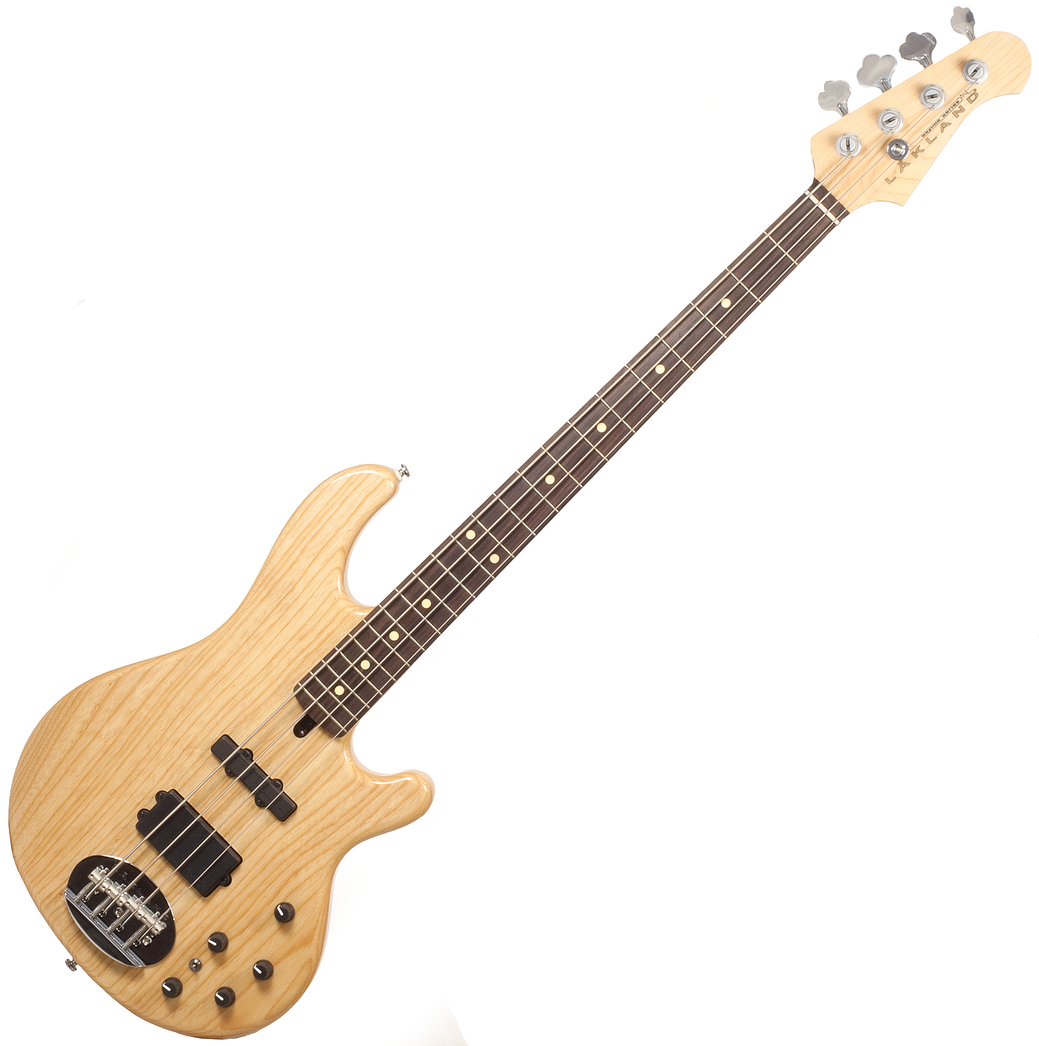 Lakland Skyline S44-02 in Natural  with a Rosewood Fingerboard