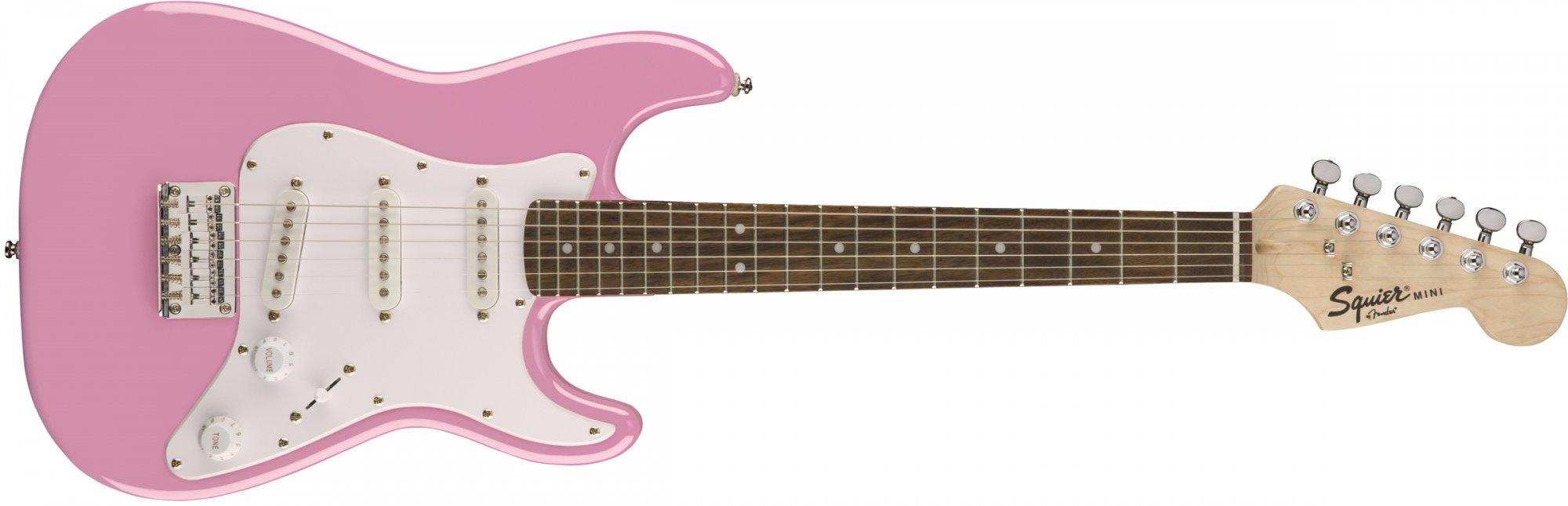 Squire MIni RW Pink