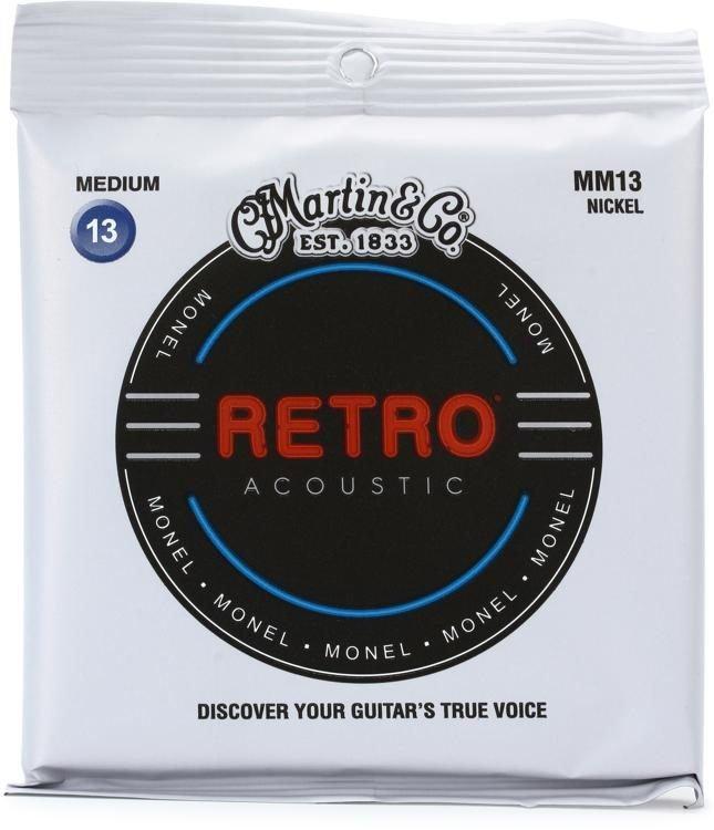 Martin Strings MM13 Medium Monel