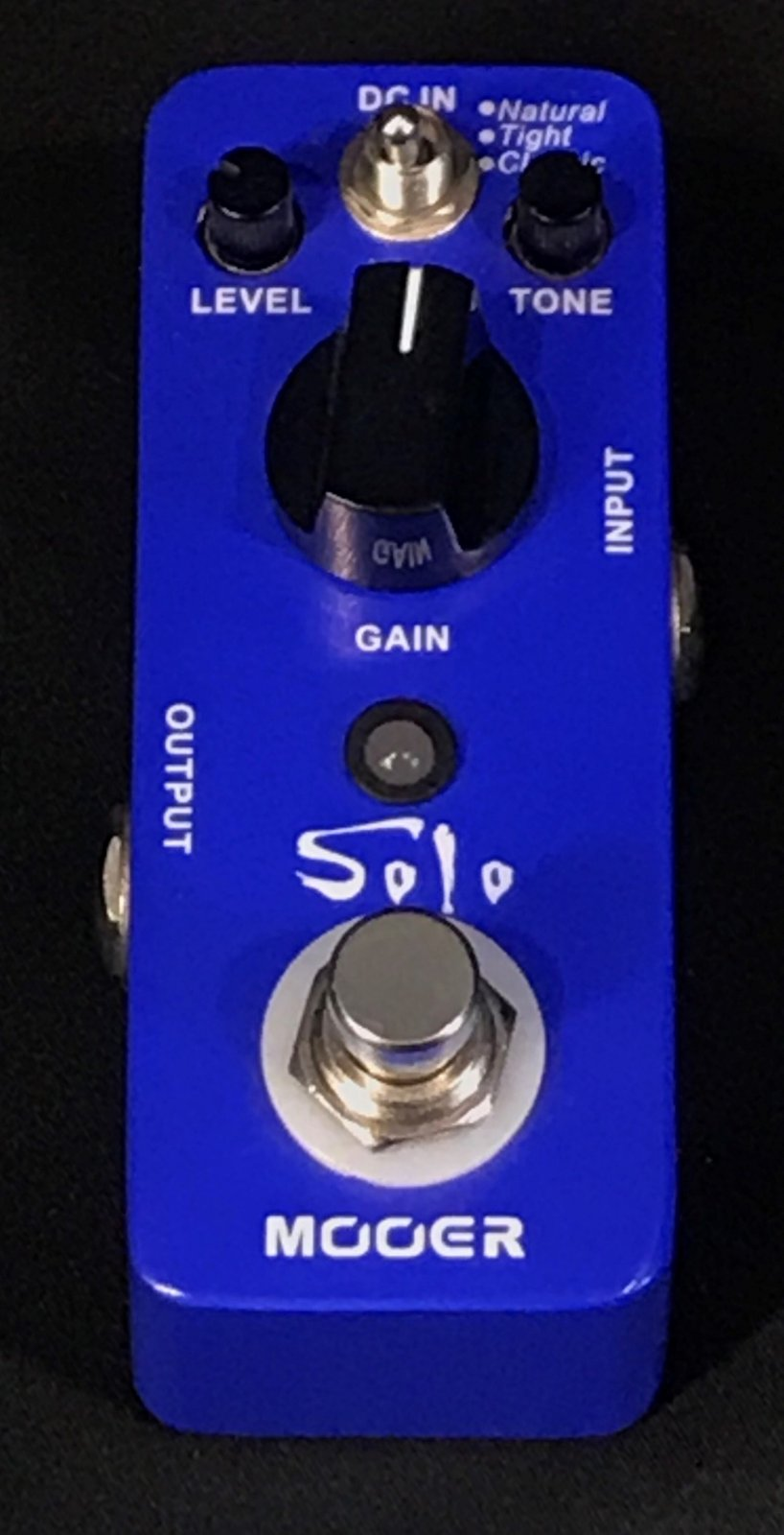 Used Mooer MDS5 Solo Distortion Pedal