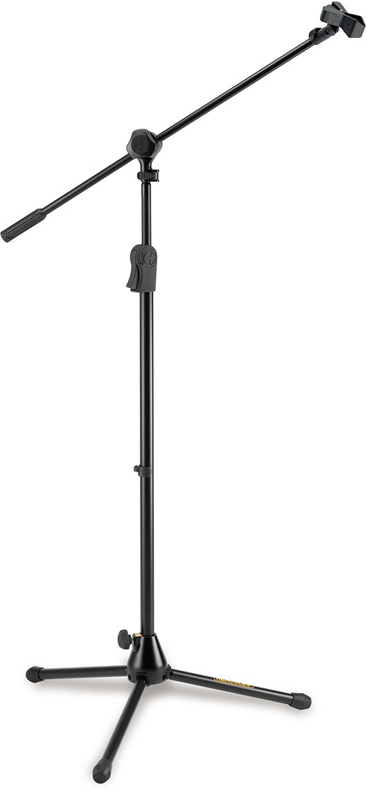 Boom Mic Stand with quick Grip, Ext, Quick Mount mic