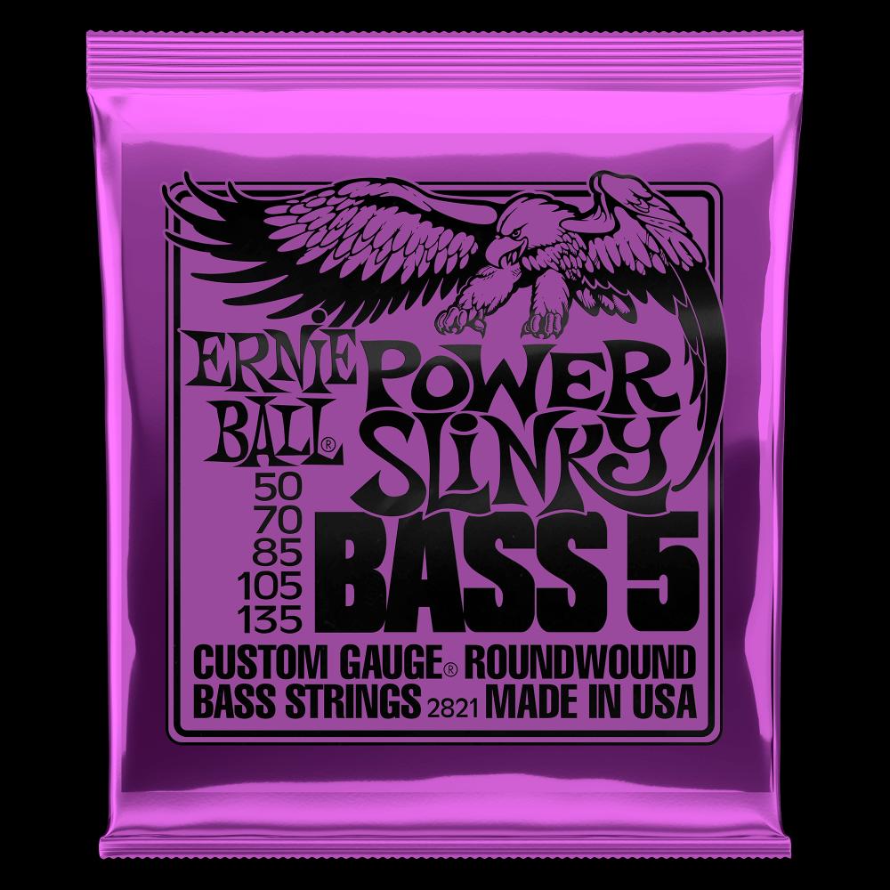 Ernie Ball Power Slinky 5  50-135