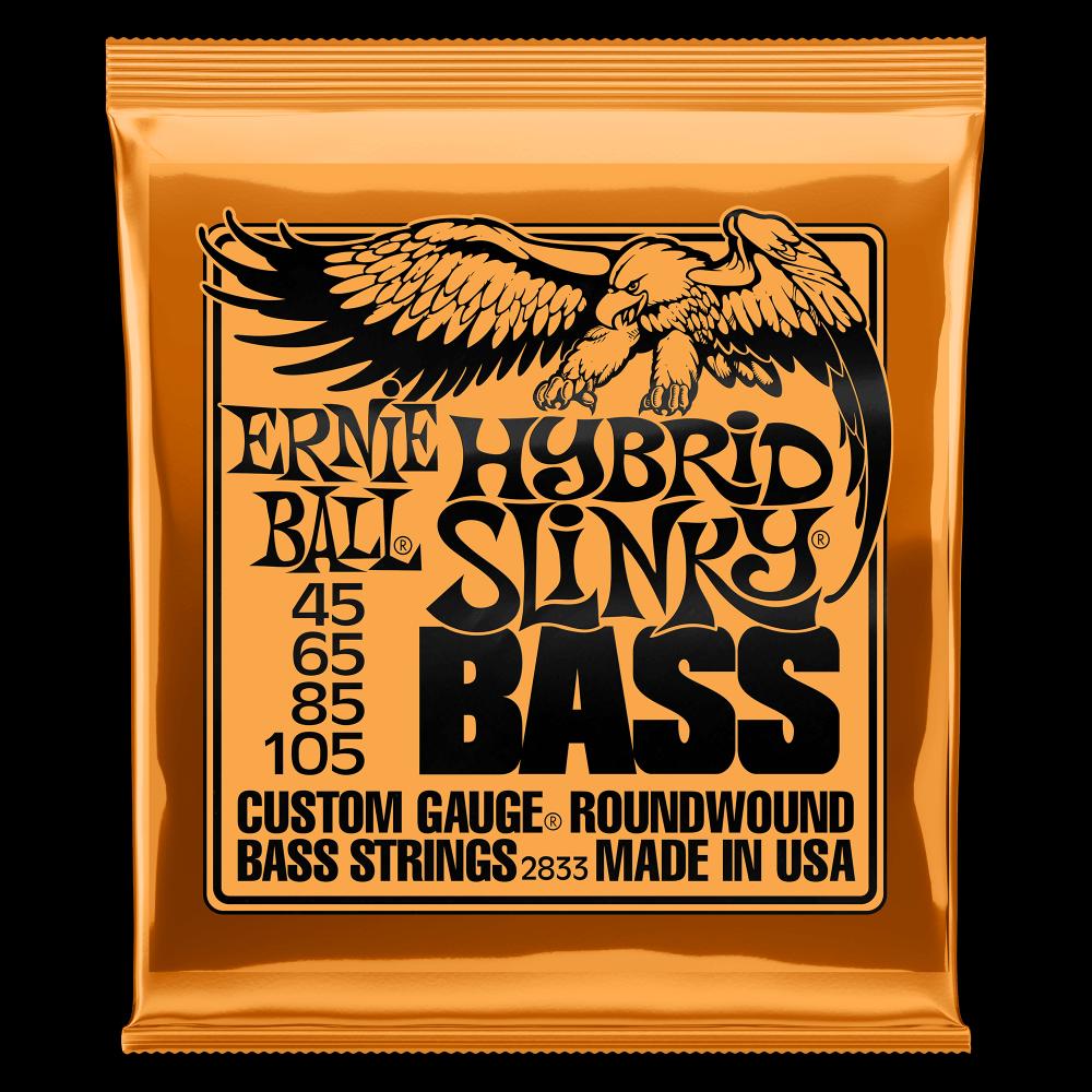 Bass Hybrid Slinky 45-105