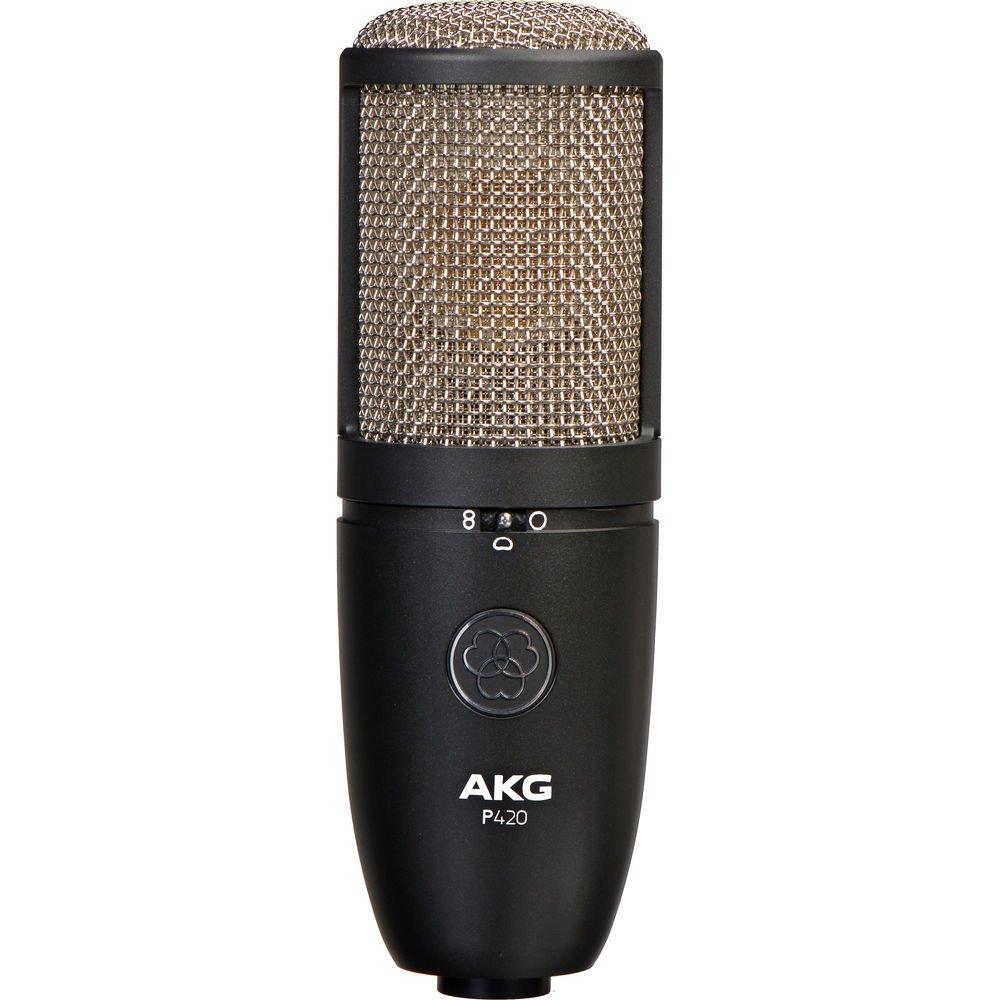 P420  Recording Microphone