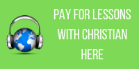 Pay for Private Guitar Lessons with Christian Robles