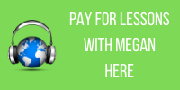 Pay for guitar lessons with Megan here