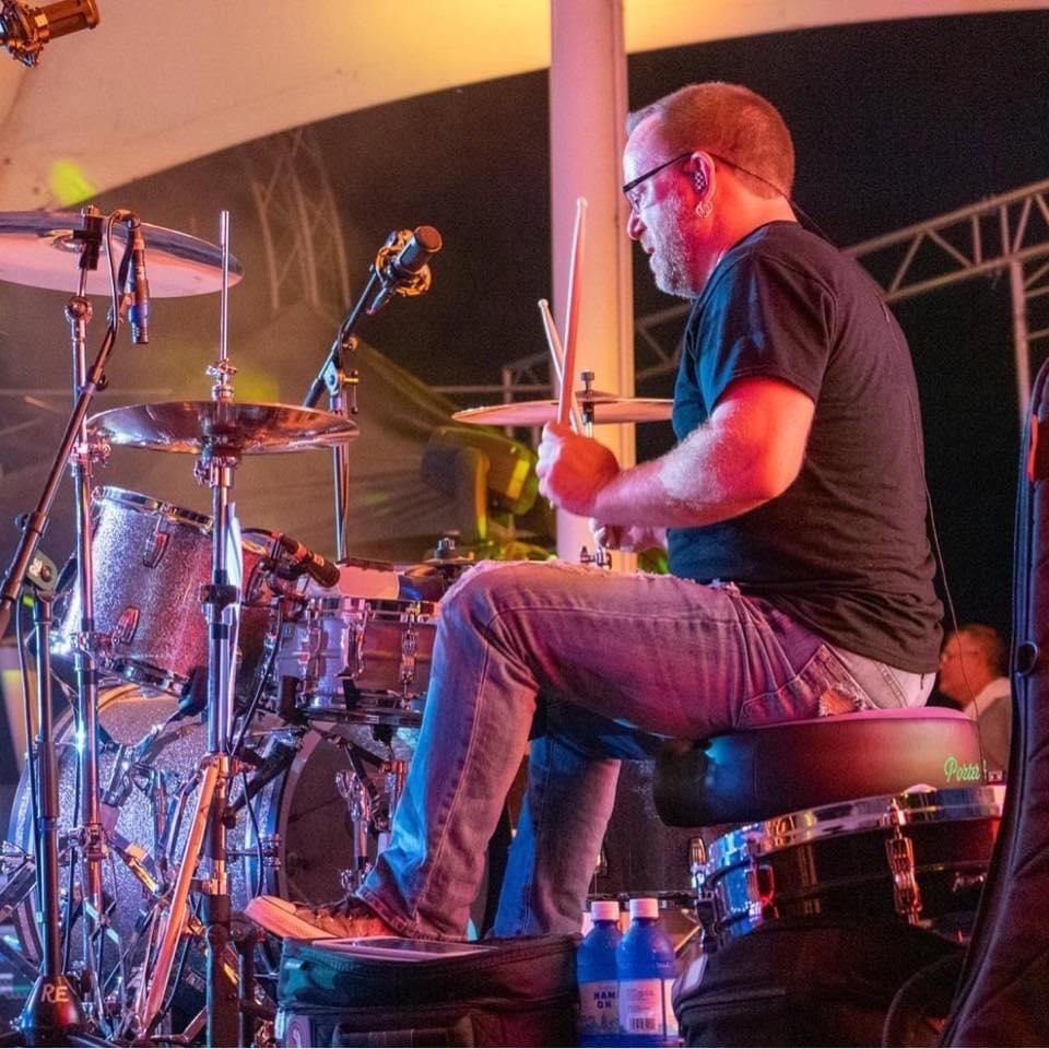 Drum Lessons in Cincinnati with Eric Mayleben