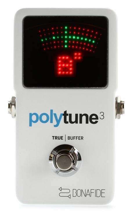 Polytune 3 pedal