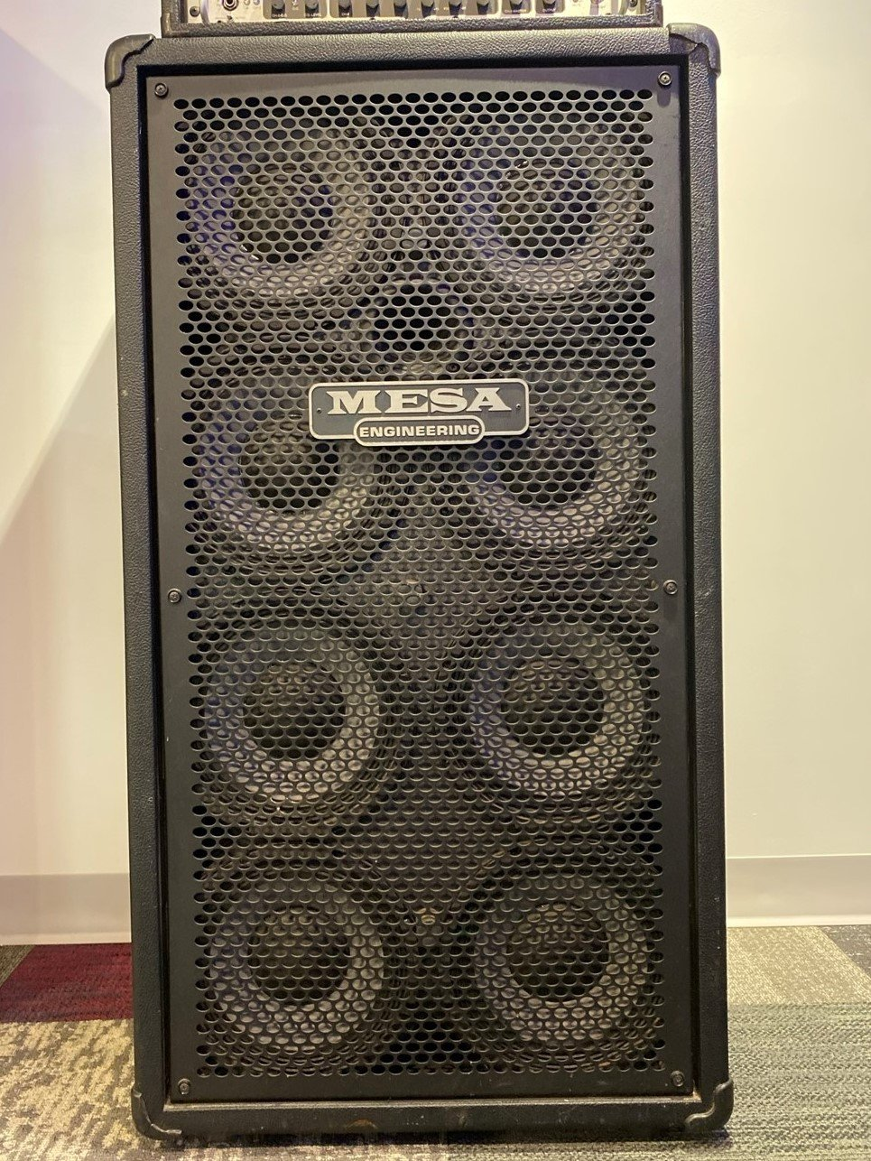 Used Mesa Boogie Power House 810 Cabinet