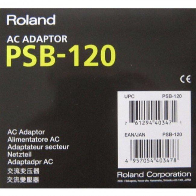 PSB-120  9 Volt   2 Amp   Neg Tip  Power Supply