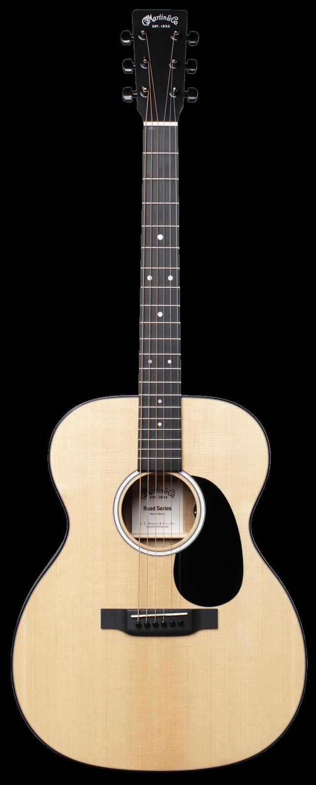 000-12E FG, Sitka / Koa Veneer w/soft Case