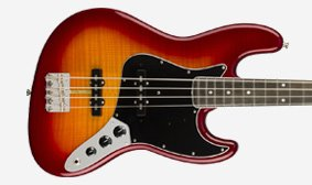 Rarities Collection Jazz Bass