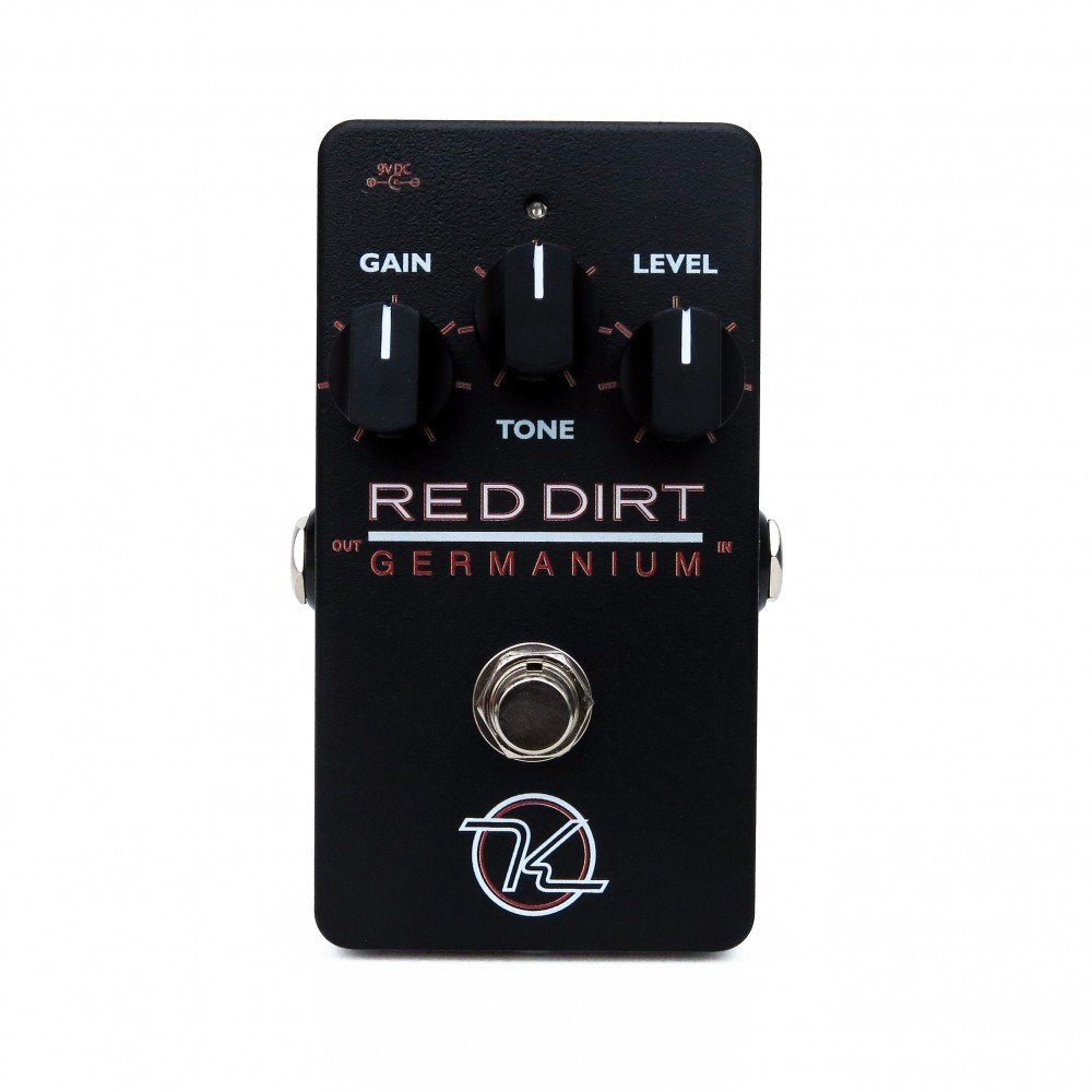 Red Dirt Germanium Pedal