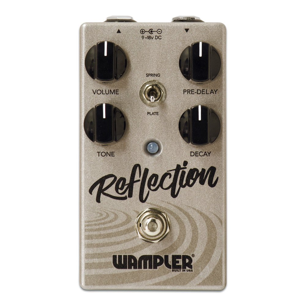 Wampler Reflection Reverb