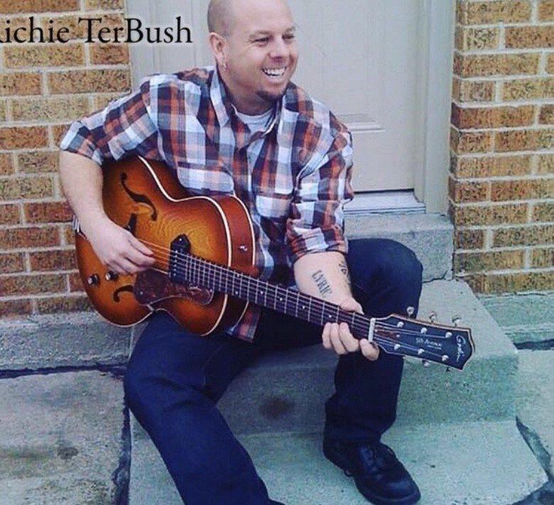 Richie Terbush. Guitar, Ukulele, mandolin teacher at Third Rock Music Center