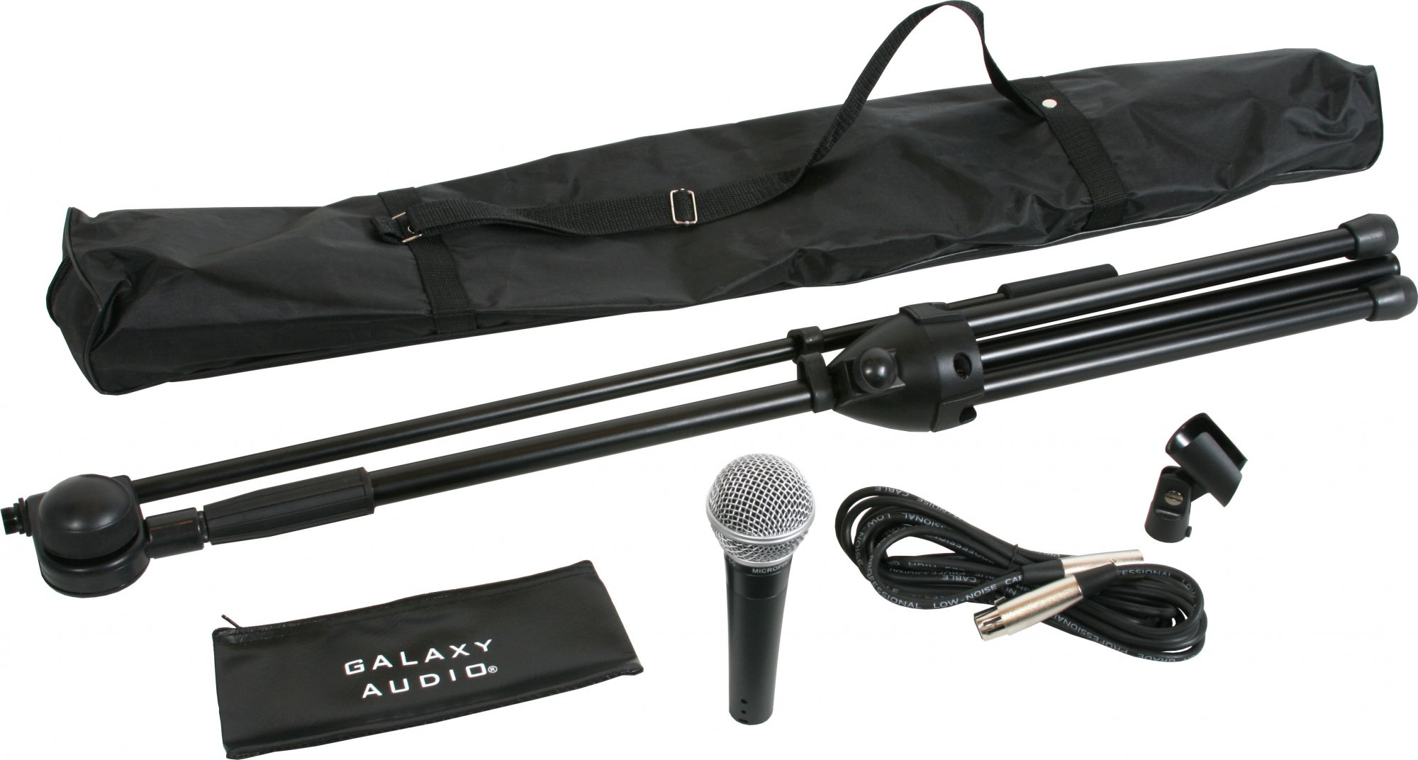 RT66 Microphone with Boom Stand
