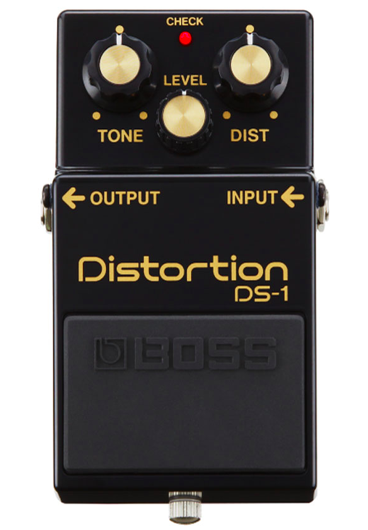 DS1 Pedal 40th Anniversary