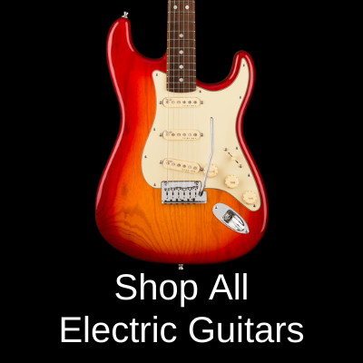 Shop All Electric Guitars in Stock at Third Rock Music Center. Cincinnati's Guitar Store.