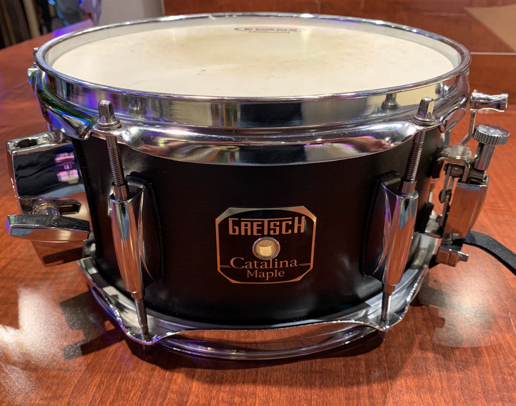 Used Gretsch Catalina Maple 10 Snare Drum