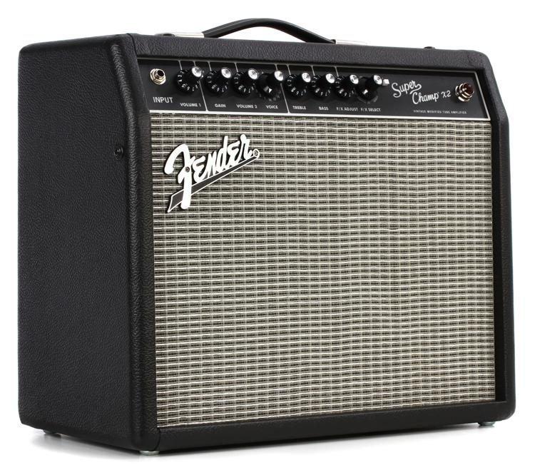 Super Champ X2 Guitar Amplifier