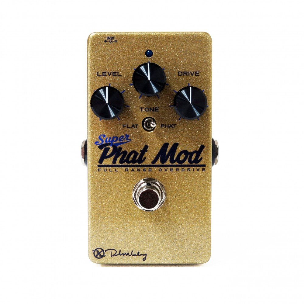 Keeley Germanium Super Phat Mod