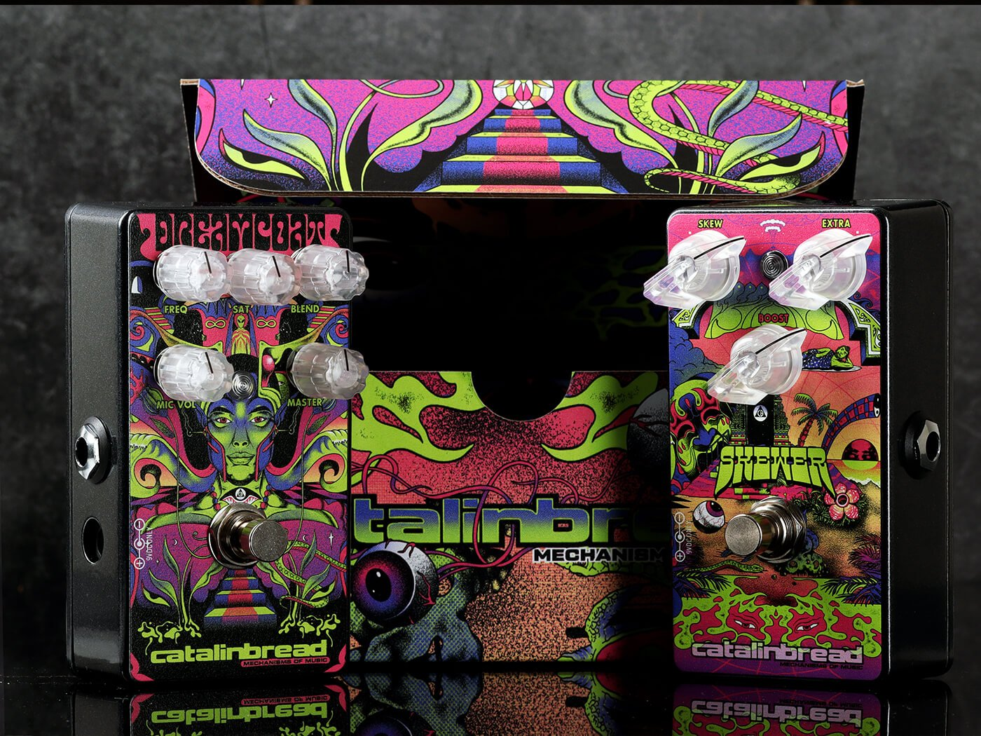 Catalinbread Limited Edition Box Set Dreamcoat and Skewer Combo