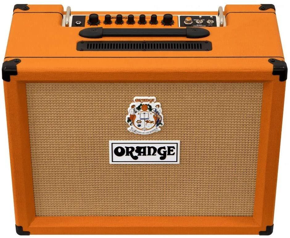 Orange TremLord 30 Combo in Orange
