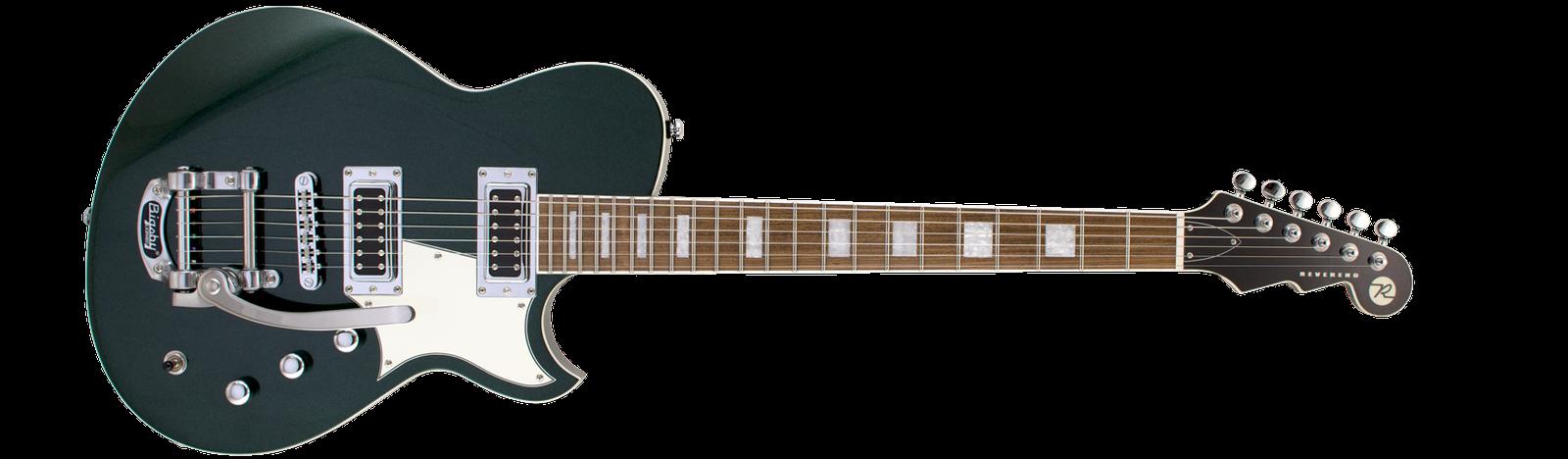 Reverend Guitars Contender RB Ivy