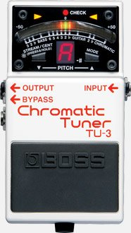 Boss TU-3 Tuner Pedal