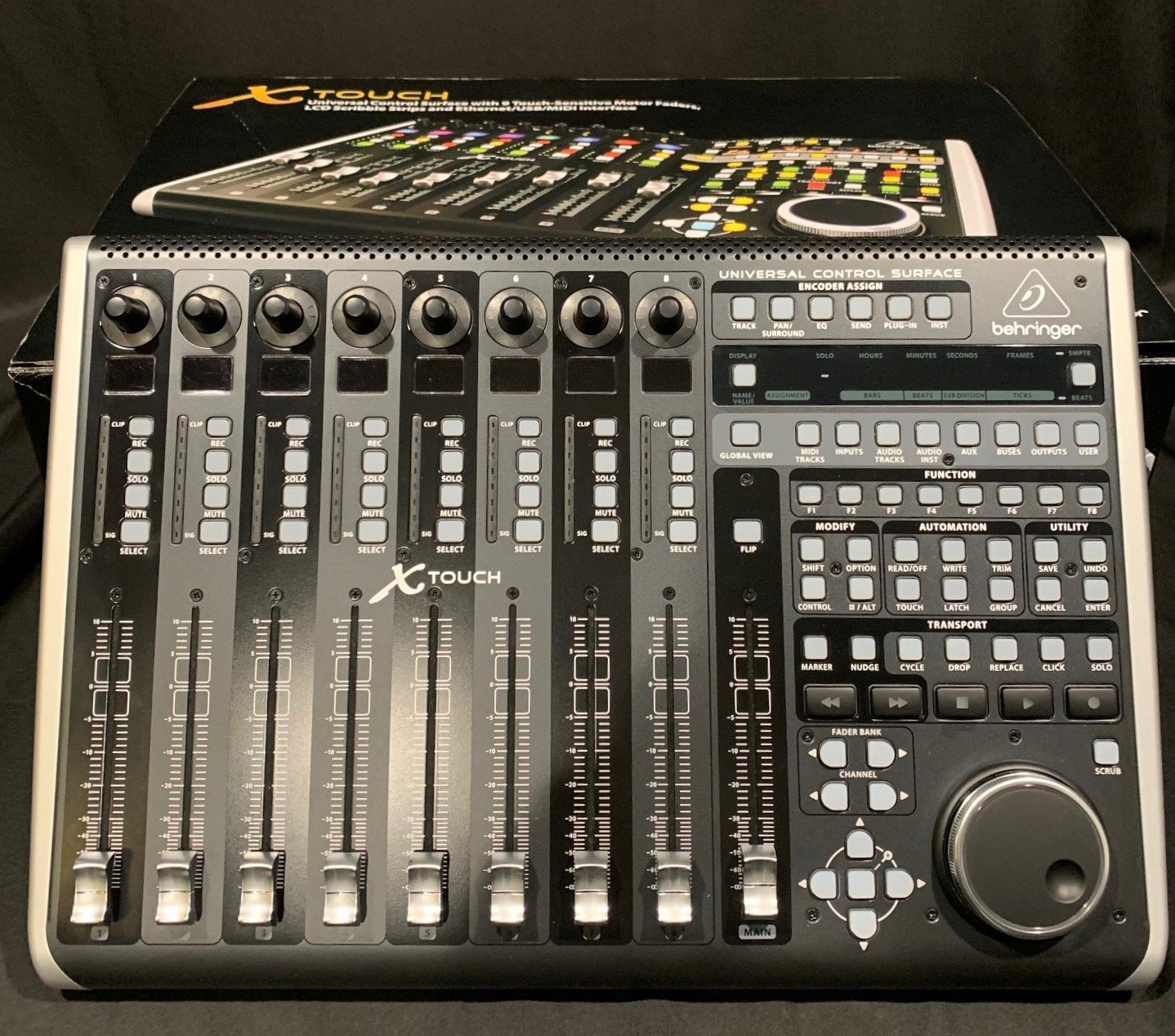 Used Behringer  X Touch Control Surface