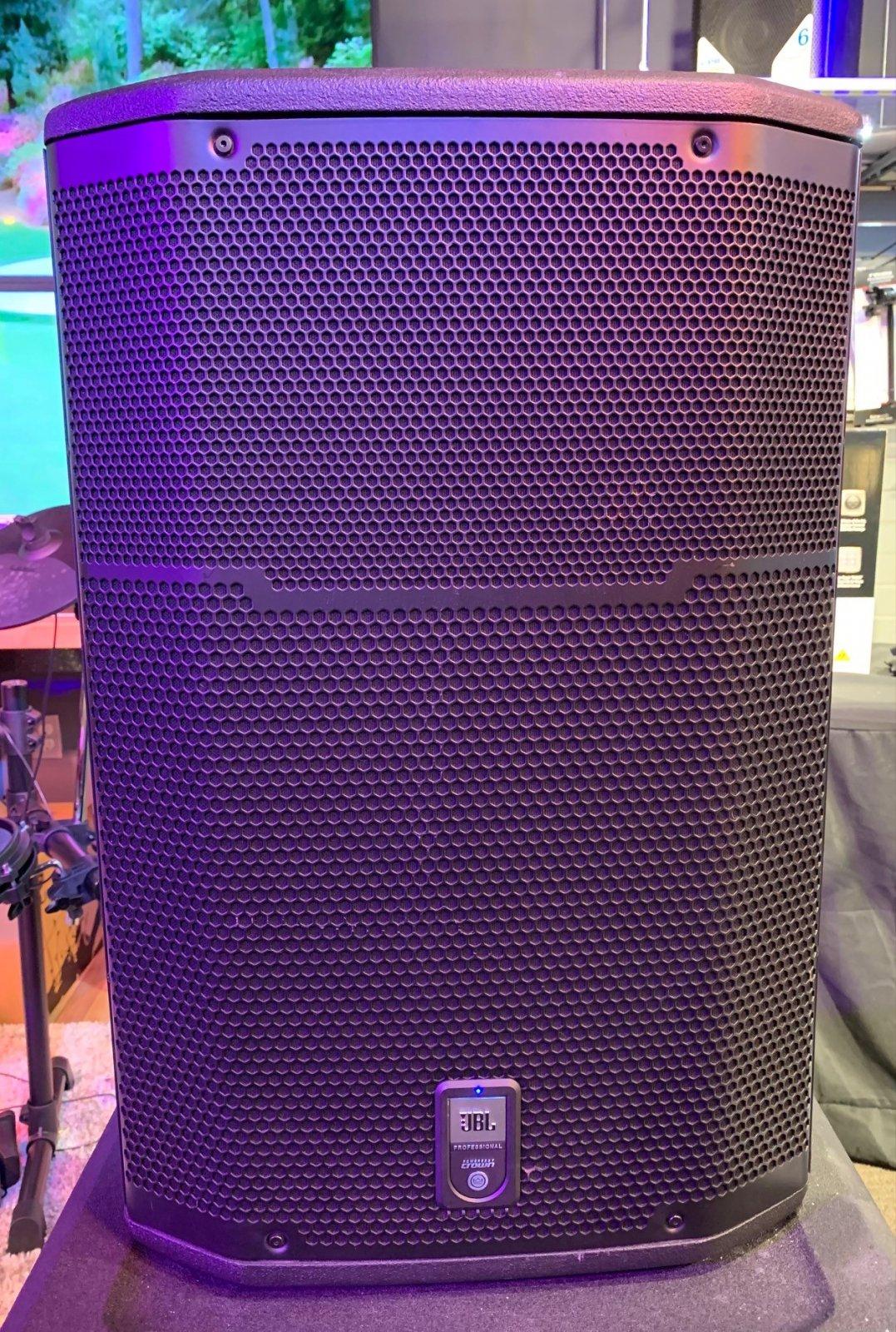 Used JBLPRX615MF Powered Speaker