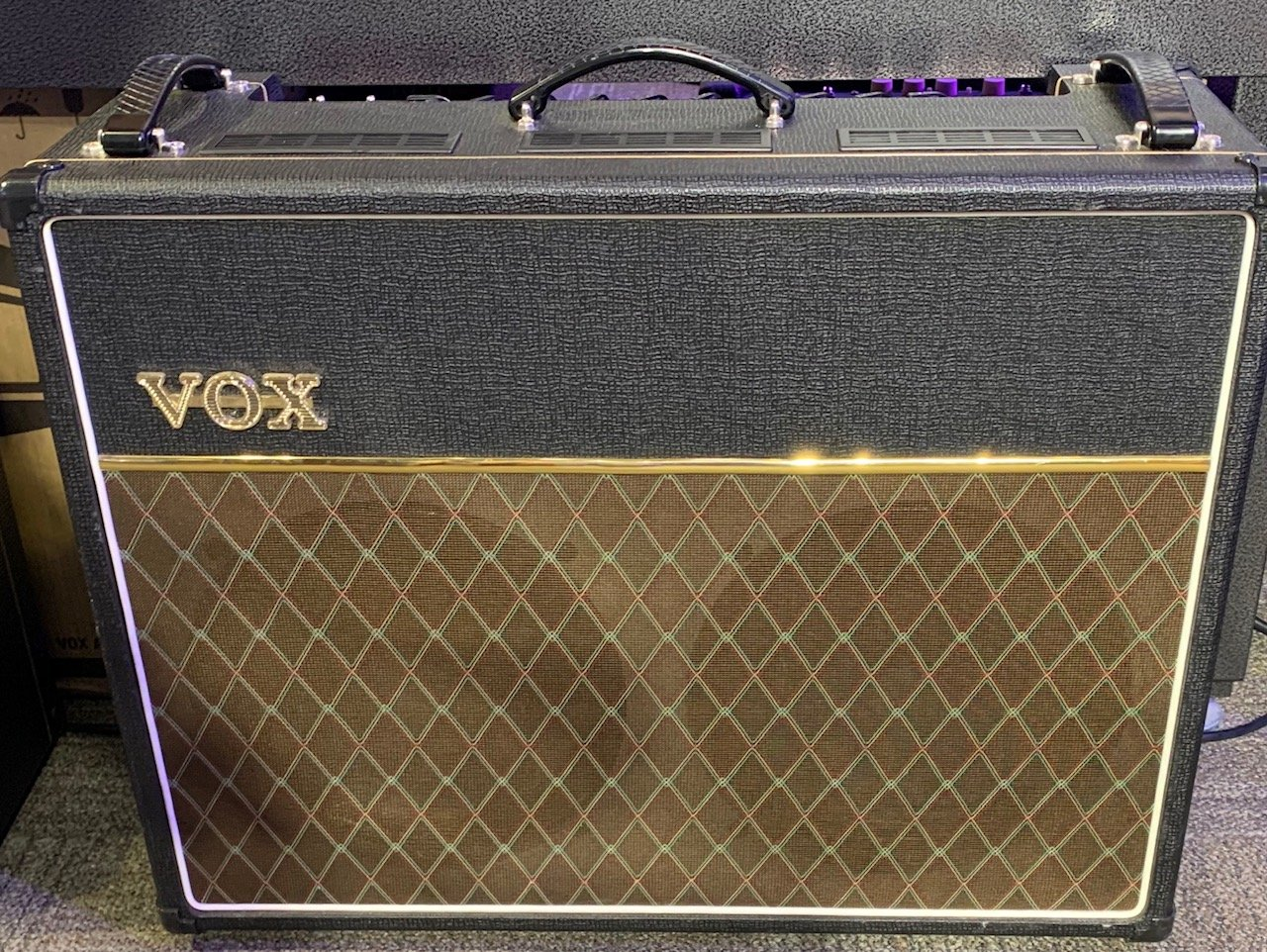 Vox AC30 Guitar Amplifier Used