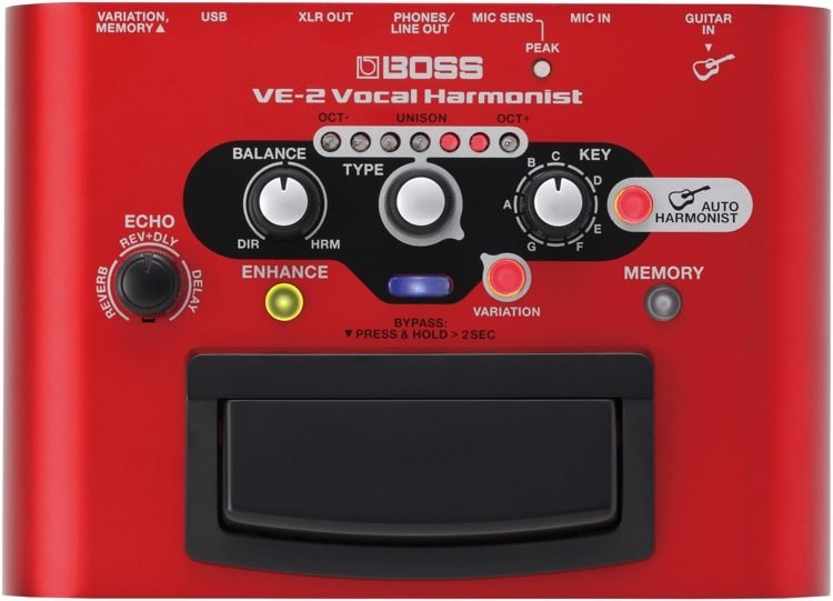 VE-2 Vocal Effects