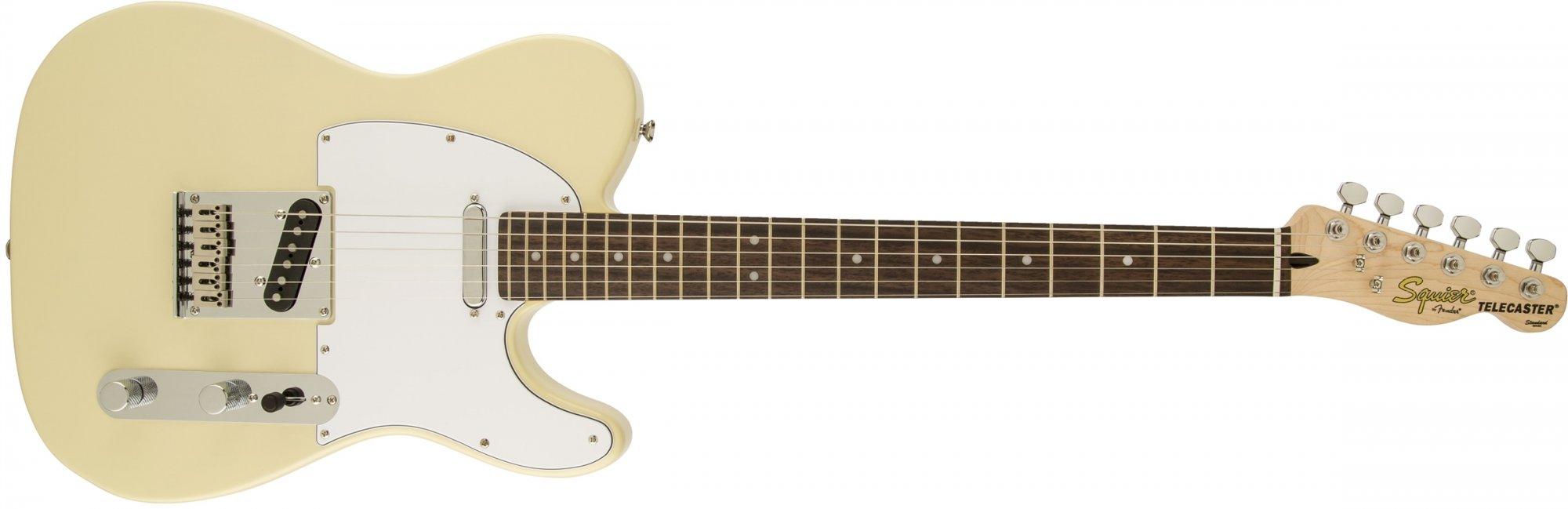 Fender Squire Std Tele RW VBL