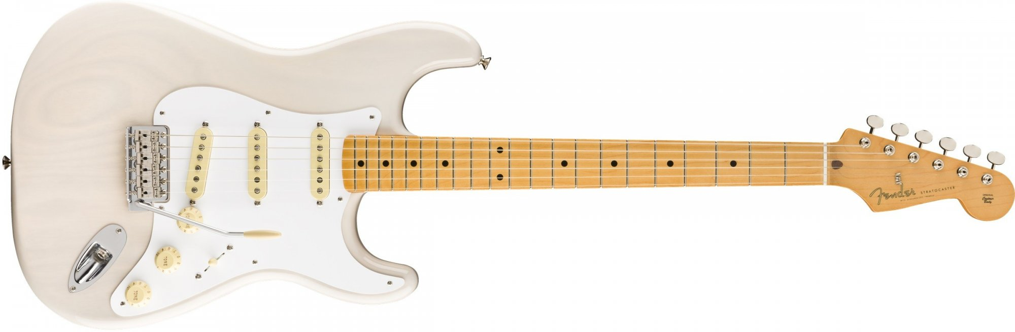 Fender Vintera 50's Stratocaster White Blonde Maple