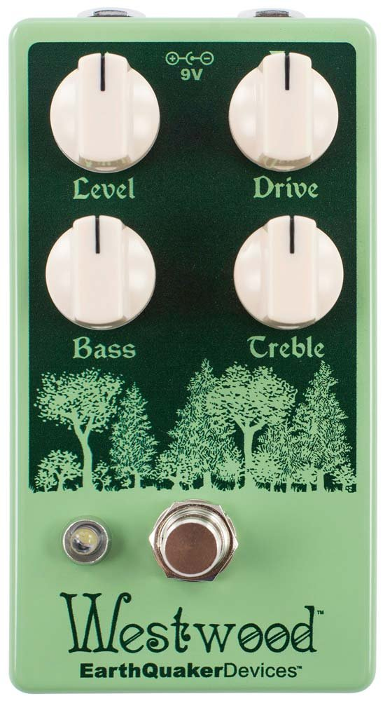 Westwood Overdrive Pedal